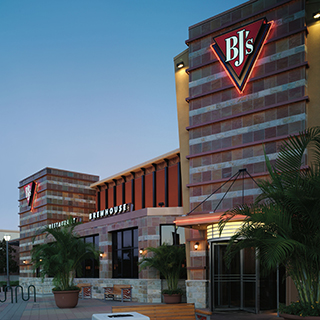 Citrus Park, Florida Location - BJ's Restaurant & Brewhouse