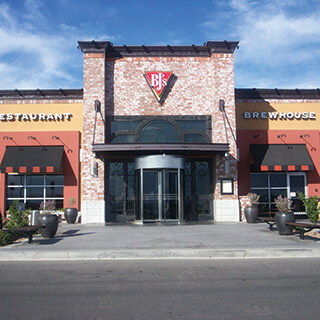 El Paso Texas Location Bj S Restaurant Brewhouse