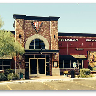 Mesa, Arizona Location - BJ's Restaurant & Brewhouse