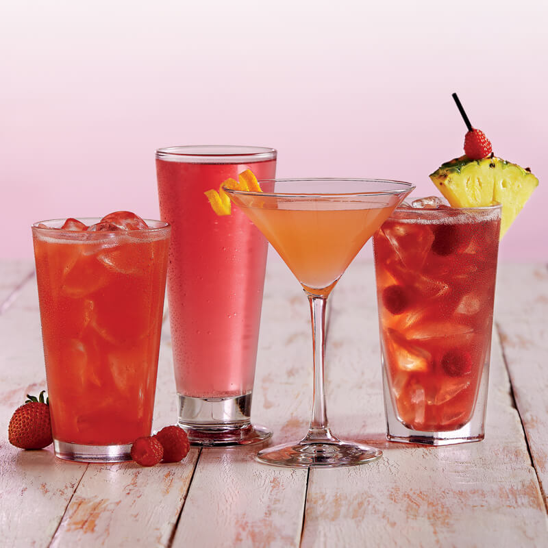 Support T Cancer Awareness Month With Pink Your Drink