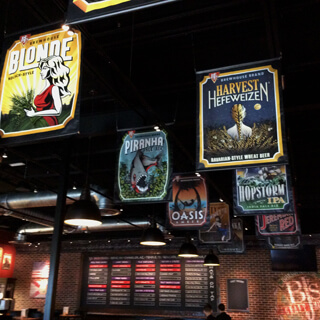 Lutz, Florida Location - BJ's Restaurant & Brewhouse