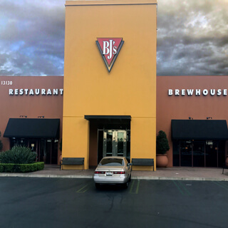 Irvine, California Location - BJ's Restaurant & Brewhouse