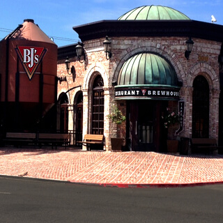 Brea California Location Bj S Restaurant Brewhouse