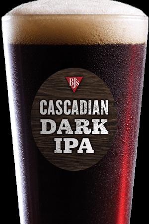 BJ's Cascadian Dark IPA