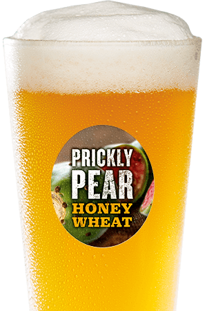 BJ'S PRICKLY PEAR HONEY WHEAT