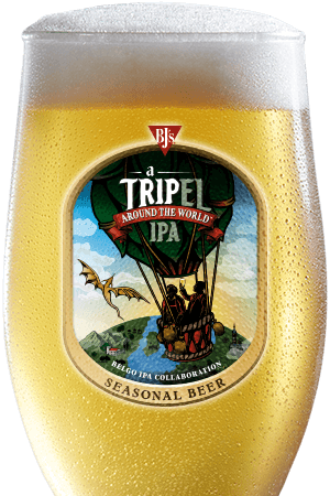 A Tripel Around the World™  IPA