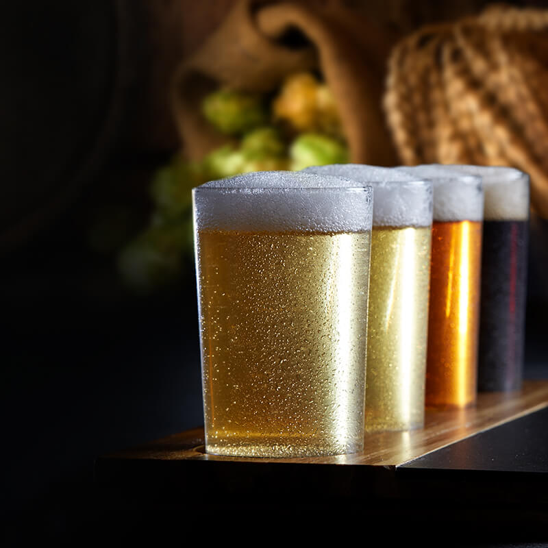 Five-course Legacy Beer Dinner