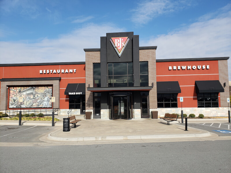 North Little Rock, Arkansas Location - BJ's Restaurant & Brewhouse