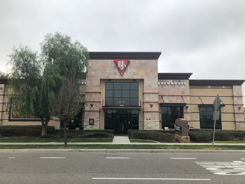 Chino Hills, California Location - BJ's Restaurant & Brewhouse