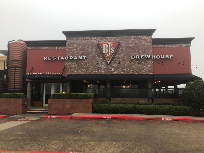 Clear Lake, Webster, Texas Location - BJ's Restaurant & Brewhouse