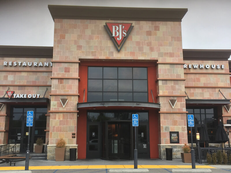 City of Industry, Puente Hills, California Location - BJ's Restaurant & Brewhouse