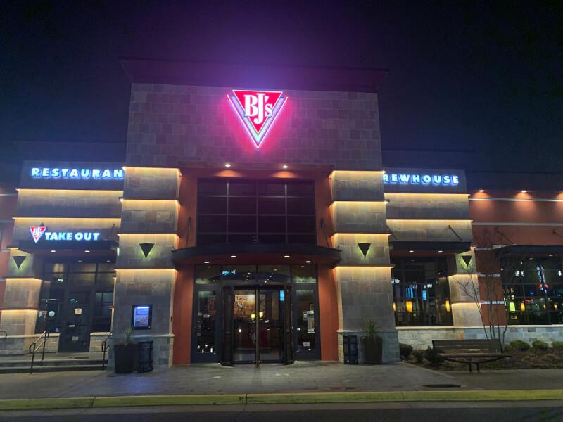 Gainesville, Virginia Location - BJ's Restaurant & Brewhouse