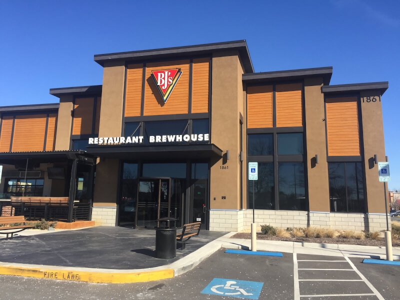 Fredericksburg, Virginia Location - BJ's Restaurant & Brewhouse