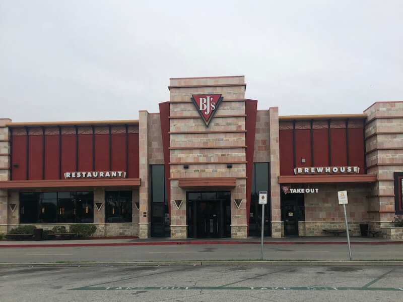 Downey, California Location - BJ's Restaurant & Brewhouse
