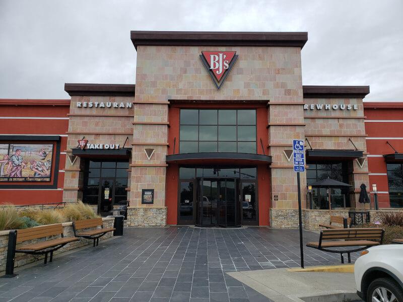 Dublin, California Location - BJ's Restaurant & Brewhouse