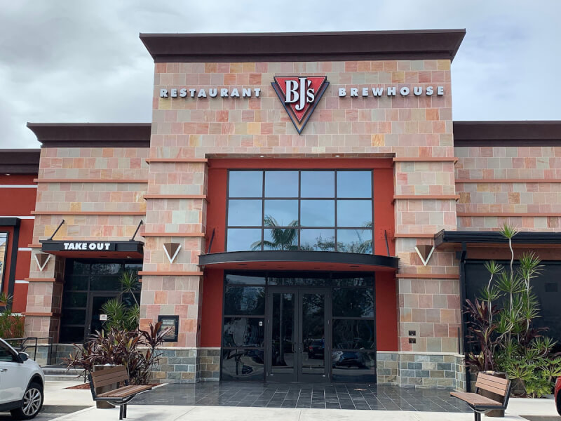 Coral Springs, Florida Location - BJ's Restaurant & Brewhouse