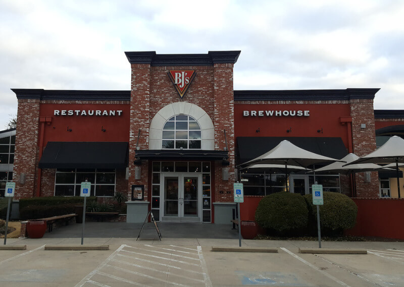 Dallas, Texas Location - BJ's Restaurant & Brewhouse