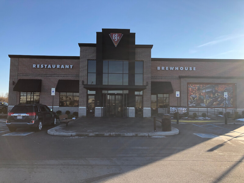 Noblesville, Indiana Location - BJ's Restaurant & Brewhouse