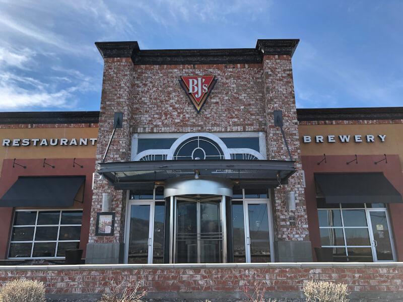 Reno, Nevada Location - BJ's Restaurant & Brewhouse
