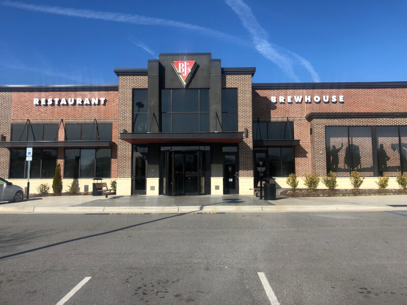 Cary, North Carolina Location - BJ's Restaurant & Brewhouse