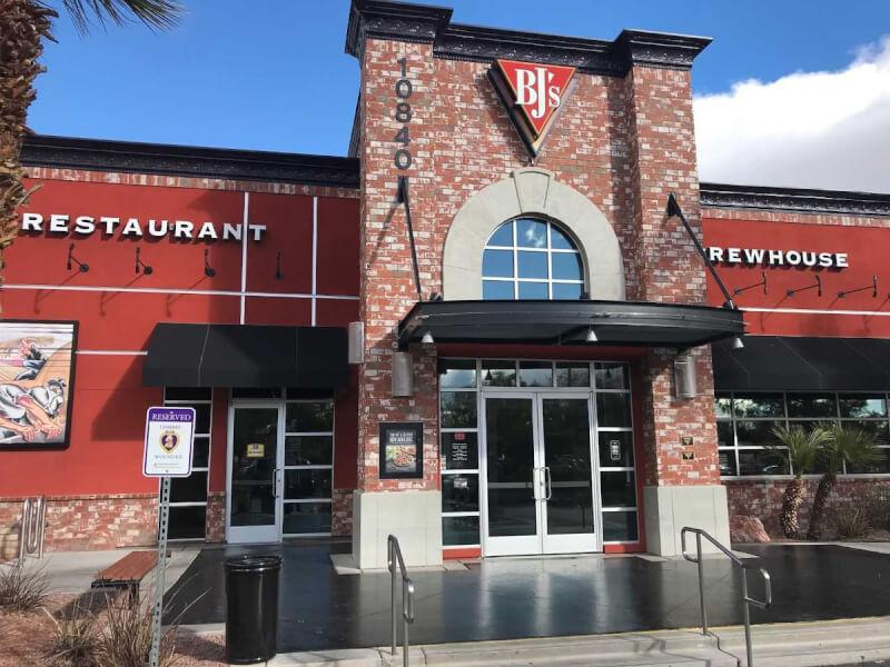 Las Vegas, Summerlin, Nevada Location - BJ's Restaurant & Brewhouse