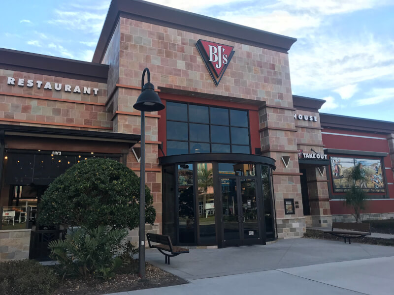 Orlando, Florida Location - BJ's Restaurant & Brewhouse