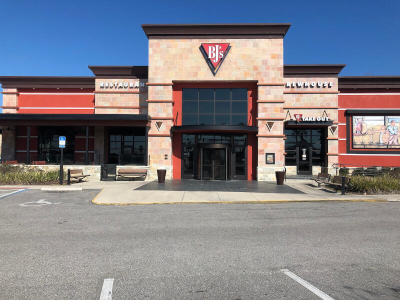 Jacksonville North, Florida Location - BJ's Restaurant & Brewhouse
