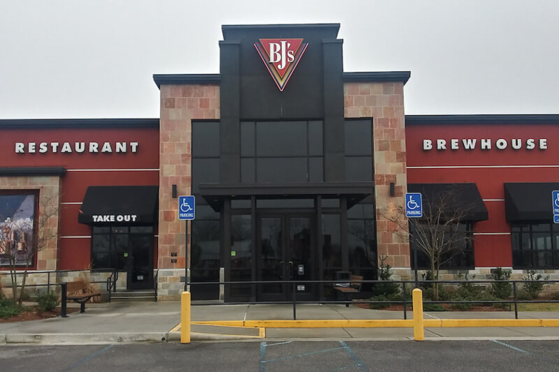 Lafayette, Louisiana Location - BJ's Restaurant & Brewhouse