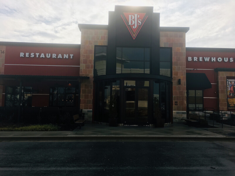 Laurel, Maryland Location - BJ's Restaurant & Brewhouse