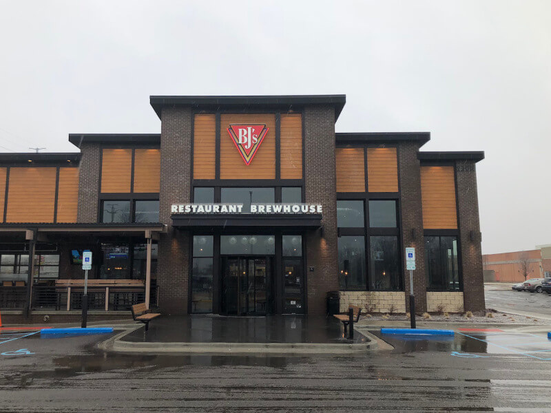 Taylor, Michigan Location - BJ's Restaurant & Brewhouse