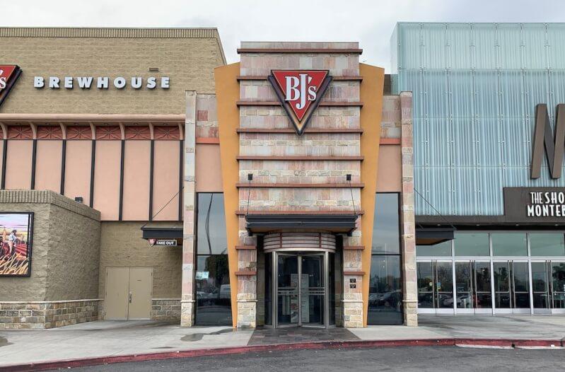 Montebello, California Location - BJ's Restaurant & Brewhouse