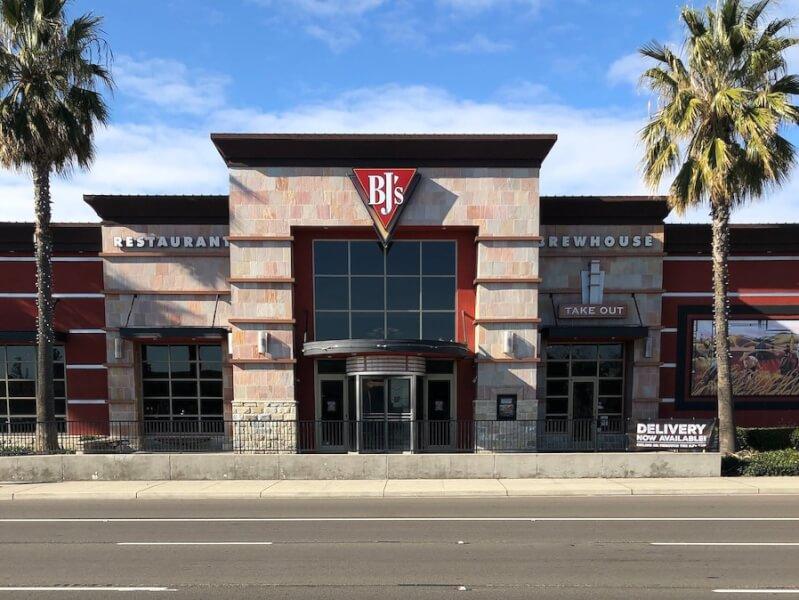 Stockton, California Location - BJ's Restaurant & Brewhouse