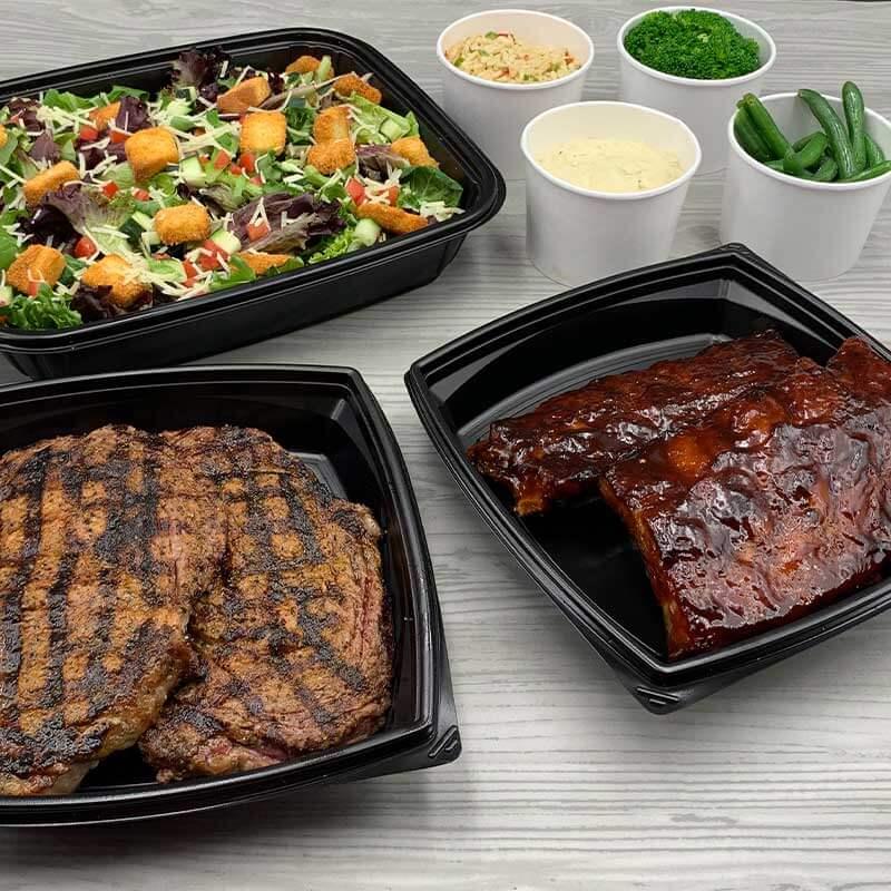 Steak and Ribs Bundle
