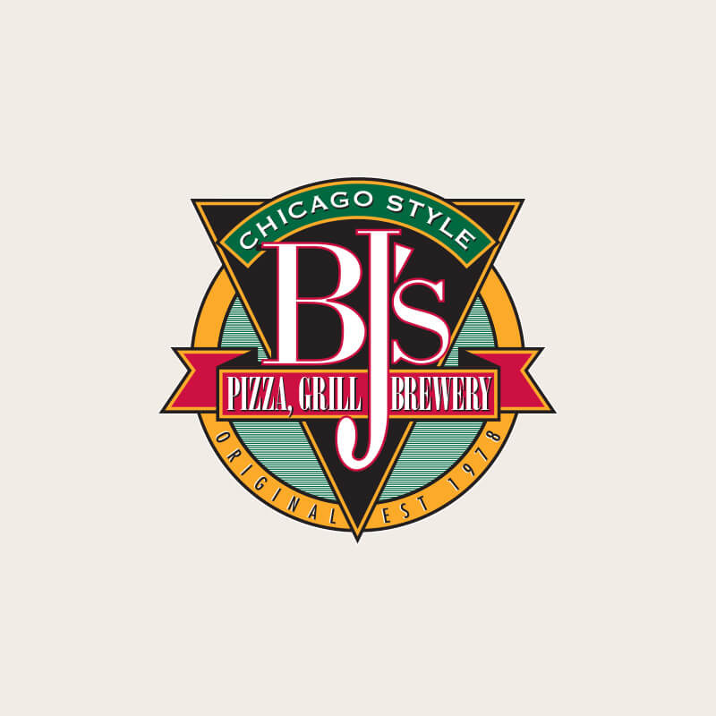 BJ's Classic Logo - Chicago Style Pizza since 1978