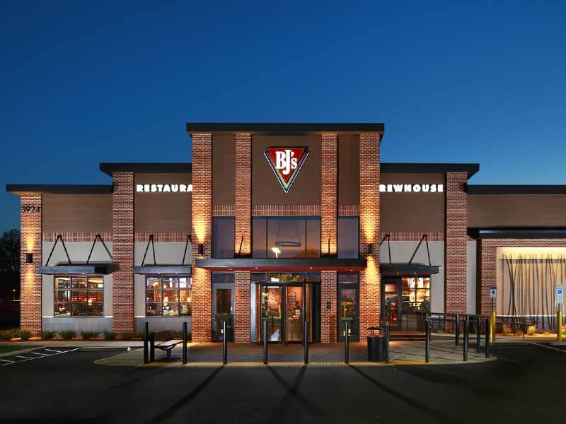 Charlottesville, Virginia Location - BJ's Restaurant & Brewhouse